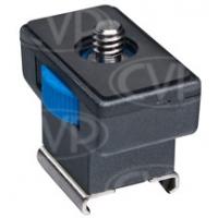 Dedolight DLBSA-S (DLBSAS) 1/4inch screw shoe mount adapter (Fillini & Ledzilla)